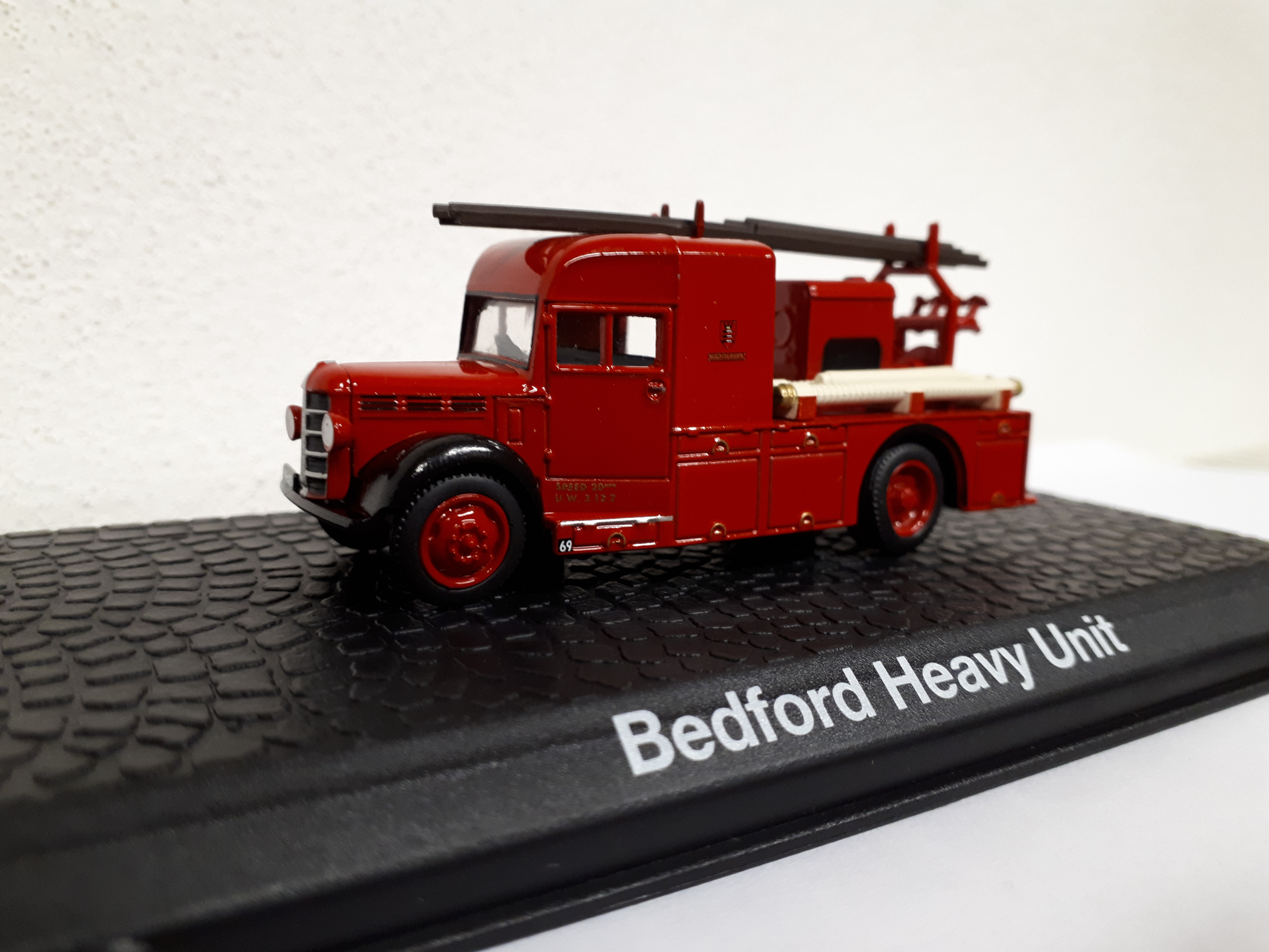 Kovové auto model Bedford Heavy Unit